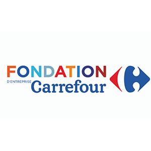 logo fondation carrefour