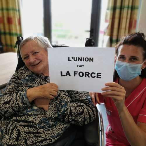 EHPAD – L'union fait la force